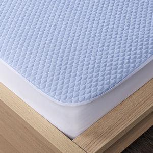 4Home Cooler körgumis hűsítő matracvédő, 160 x 200 cm + 30 cm, 160 x 200 cm