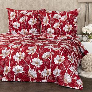 4Home Mezei virág pamut ágyneműhuzat, 140 x 200 cm, 70 x 90 cm, 140 x 200 cm, 70 x 90 cm