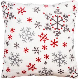 4Home Snowflakes párnahuzat, 50 x 50 cm