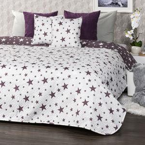 4Home Stars ágytakaró, 220 x 240 cm, 2 db 40 x 40 cm