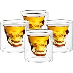 4home Skull HotCool stampedli, 20 ml, 4 db