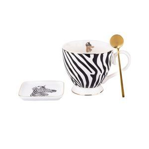 Altom porcelán jumbo készlet 430 ml, Zebra
