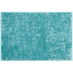 AmeliaHome Bati fürdőszobaszőnyeg, kék, 60 x 90 cm