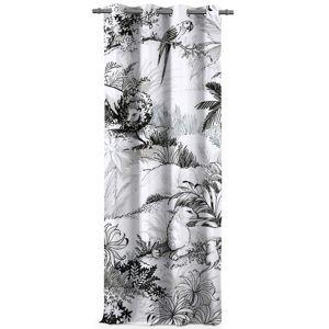 AmeliaHome Oxford Jungle függöny, 140 x 250 cm