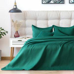 AmeliaHome ágytakaró Carmen alpinegreen, 220 x 240 cm