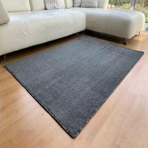 Capri darabszőnyeg, antracit, 140 x 200 cm, 140 x 200 cm