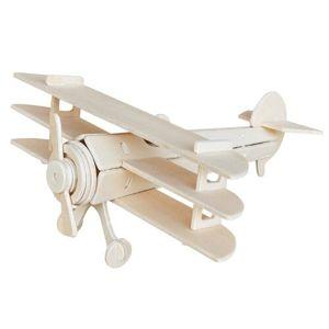 Construct Plane gyerekjáték szett, 23 x 18,6 cm