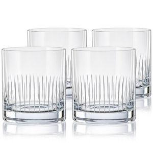 Crystalex CXBR783 4 részes whisky-spohár készlet,280 ml