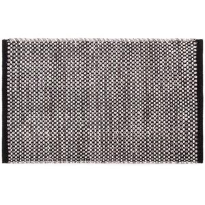 Elsa pamut darabszőnyeg, szürke, 60 x 110 cm, 60 x 110 cm