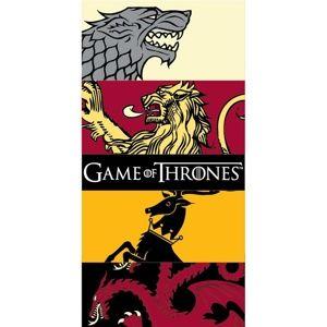 Game of Thrones törölköző, 70 x 140 cm