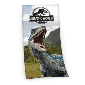 Herding Jurassic World törölköző, 70 x 140 cm