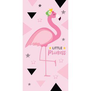 Orion Little Princess flamingó, 70 x 140 cm