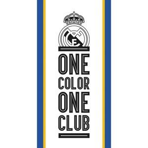 Real Madrid One Color One Club törölköző,, 70 x 140 cm