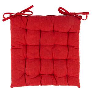 Red ülőke, steppelt, 40 x 40 cm