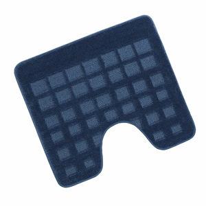 Standard Csempe fürdőszobaszőnyeg, kék, 60 x 50 cm