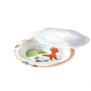 Tescoma DINO tányér tetővel, 22 cm,