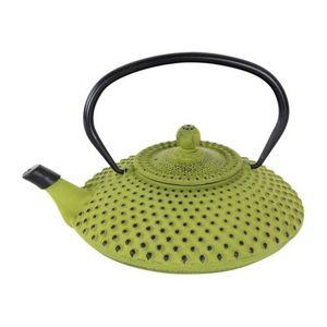 Toro öntöttvas teáskanna, 1,25 l, zöld