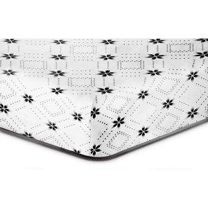 DecoKing Snowynight S2 mikroszálas lepedő, 90 x 200 cm