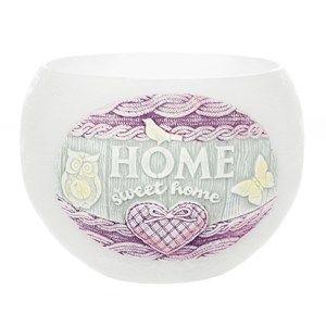 Home lampion Dekoratív gyertya, fehér