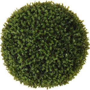 Mű Buxus, zöld, átmérő: 22 cm, 22 cm átmérőjű